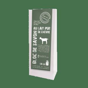 savon au lait bio de chèvre