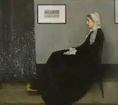 Whistler's Mother, 1871