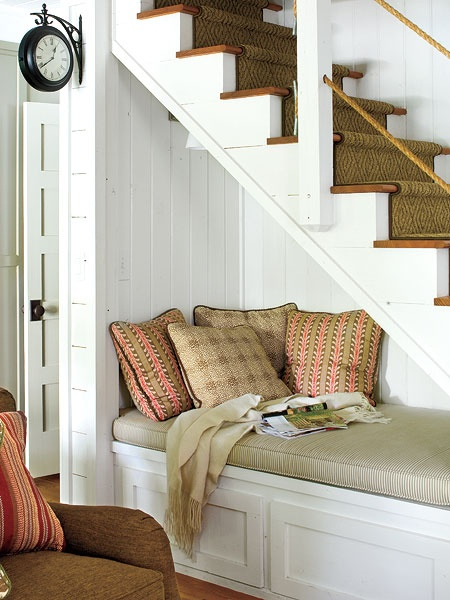 10 Ways To Decorate Under Stairs Liz Marie Blog