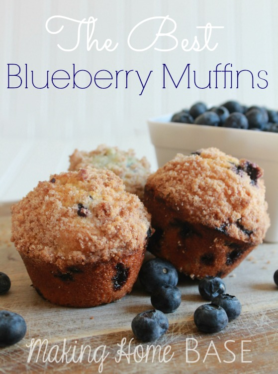 The-Best-Blueberry-Muffins