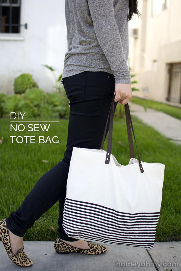 DIY-No-Sew-Canvas-Tote