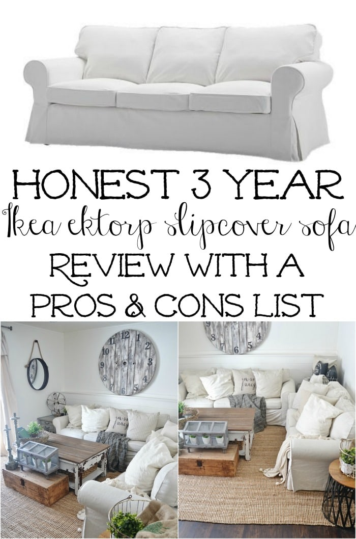 Superbe A Super Honest Ikea Ektorp Sofa Review After 3 Years Of Owning It! Super  Thorough