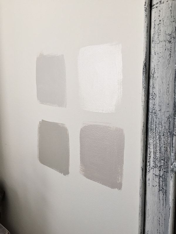 Guest Bedroom Makeover Paint Swatches Liz Marie Blog
