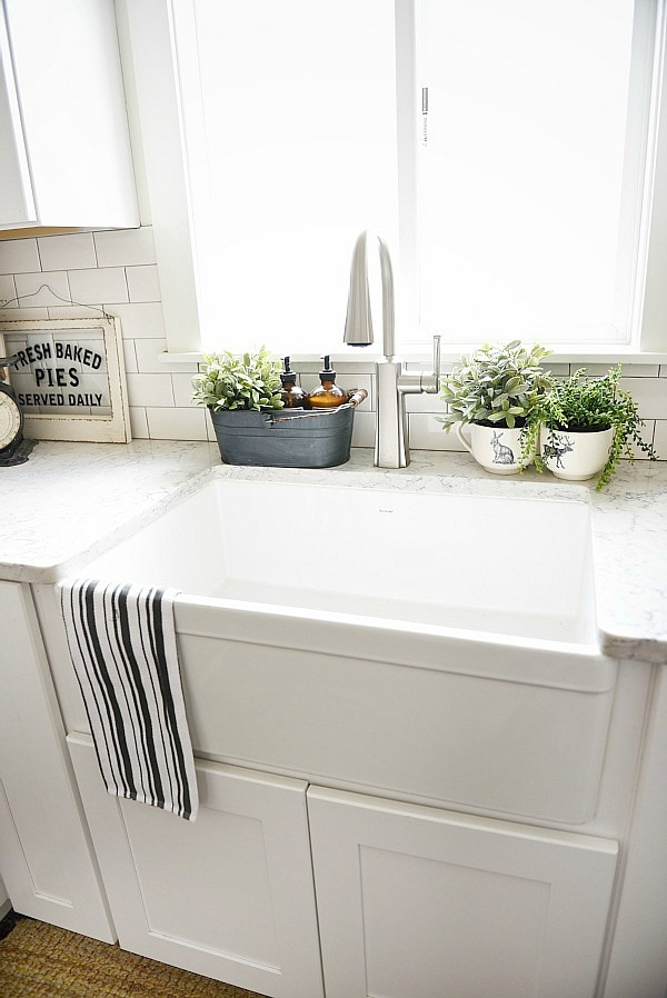 Farmhouse Sink Review Pros & Cons Liz Marie Blog