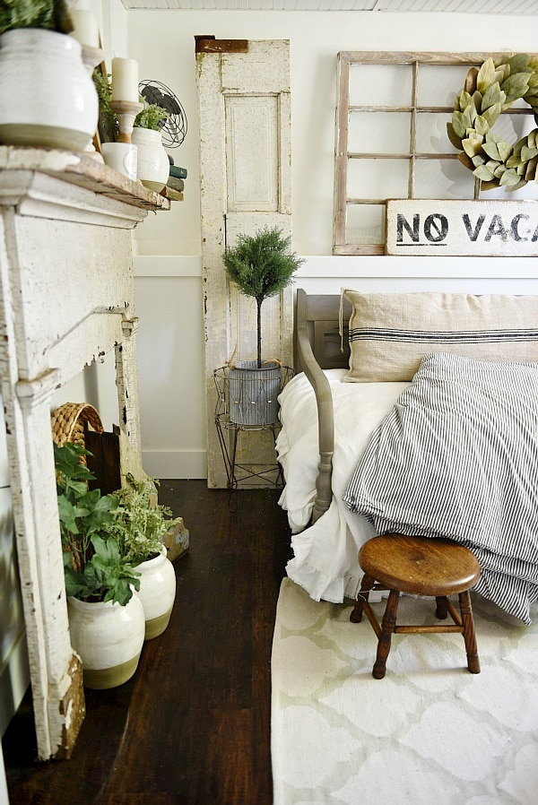 Farmhouse Guest Bedroom Makeover Liz Marie Blog