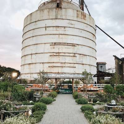 I Was Prayed Over On Top Of Magnolia Market