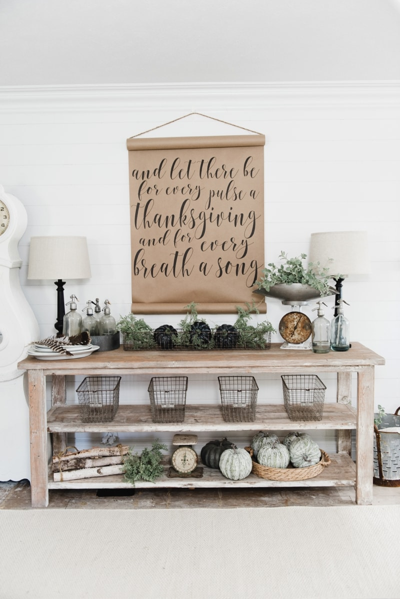 surprising Diy Buffet Table Part - 16: diy-buffet-table-by-liz-marie-blog_0012