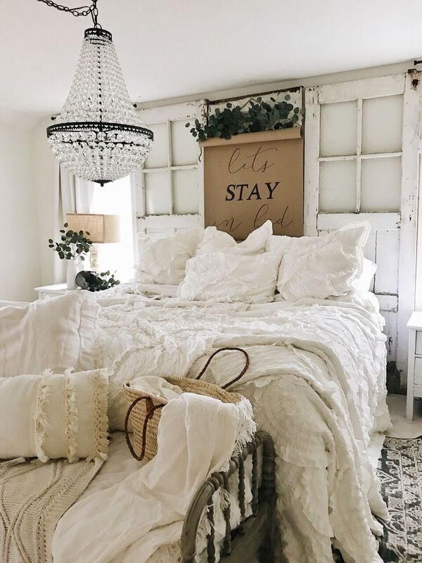 So  this is the rug in our bedroom from Magnolia Home  It s the Lotus  fog    beige  rug   I m a little obsessed with it  I had never considered a  Magnolia. Magnolia Home Rugs   Master Bedroom Update   Liz Marie Blog