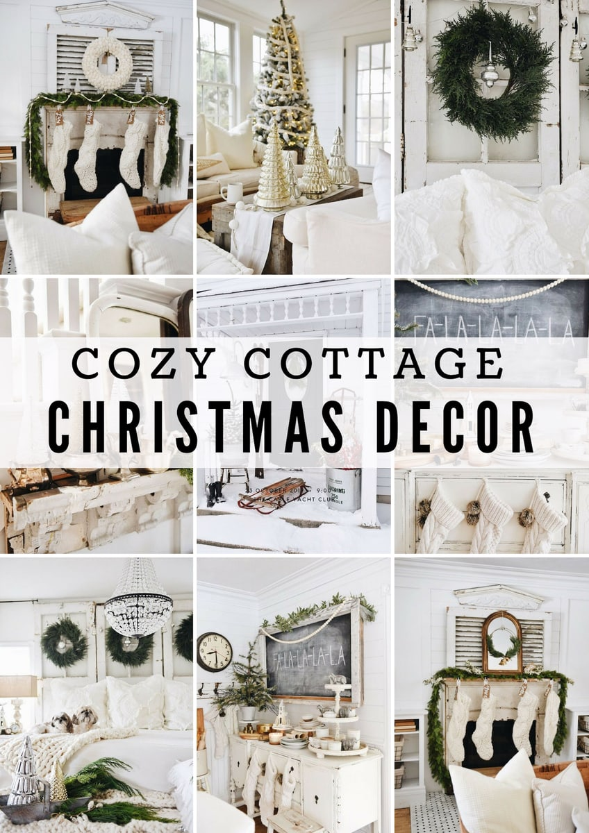 Cozy Cottage Christmas Decor
