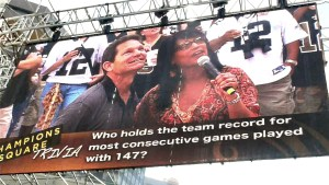 Saints Pre Game Party Trivia Contest Fox 8 Liz Reyes