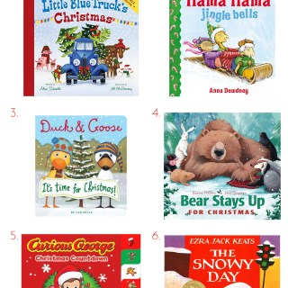 Toddler Christmas Books