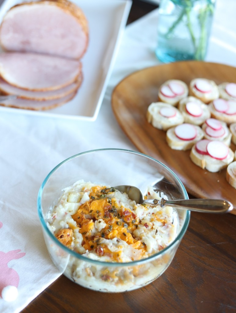 Effortless Easter Hosting with Honey Baked Ham from Liz Rotz of lizrotz.com - A St. Louis Family & Lifestyle Blog