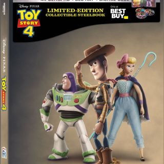 Pre-Order Toy Story 4 at Best Buy