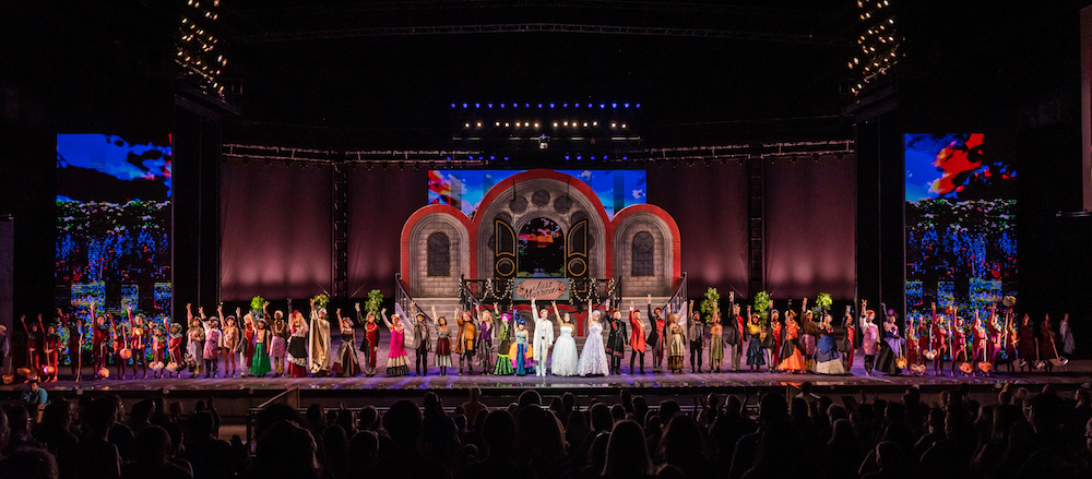 Cinderella at The Muny in St. Louis