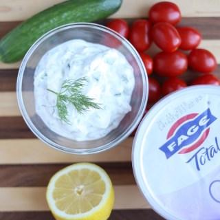 The Easiest and Tastiest Tzatziki Recipe