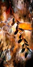 Thaw: Digital collage © 2012 Liz Ruest