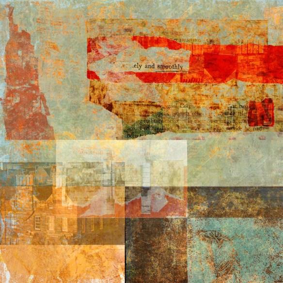 promise long: Digital collage by Liz Ruest