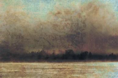 Digital collage, 17 layers © 2016 Liz Ruest