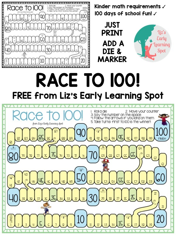 Download the game for practicing numbers to 100!