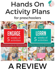 Hands On Weekly Activity Plans: A Review