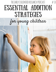 Essential Addition Strategies for Young Children