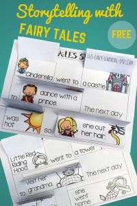 Storytelling with Fairy Tales