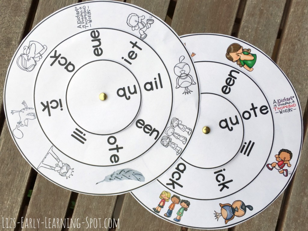 Digraphs Qu Words When You Only Have A Minute