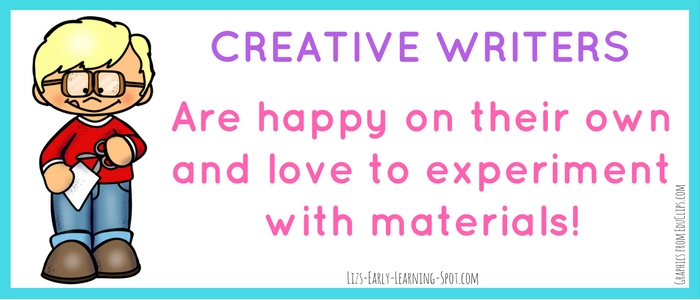 Creative writers want to do their own explorations and experiments. Find out more on the post!