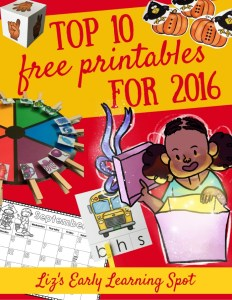 Top 10 Free Printables for 2016