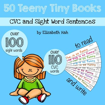 These predictable phrase books will complement any reading and writing program!