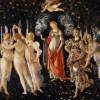 Primavera. Sandro Botticelli (1445 - 1510)