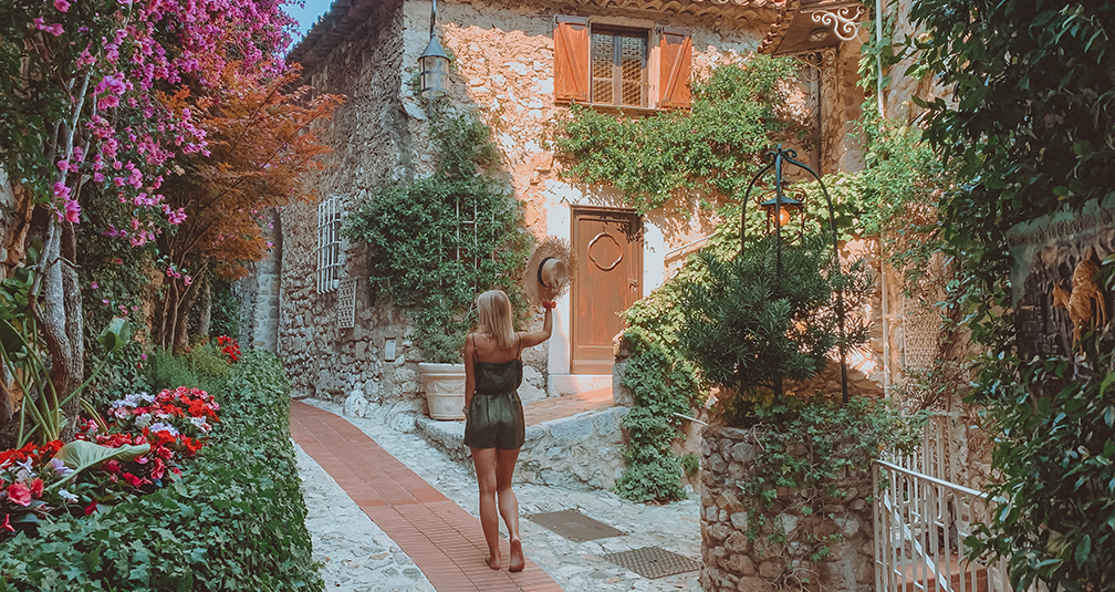 Eze Village, un incontournable de la côte d'Azur