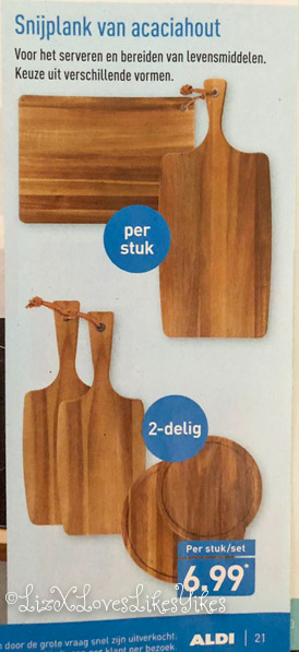 Paddle - DIY-BDSM - Aldi Copyright LizxLovesLikesYikes  The ad from the Aldi leaflet