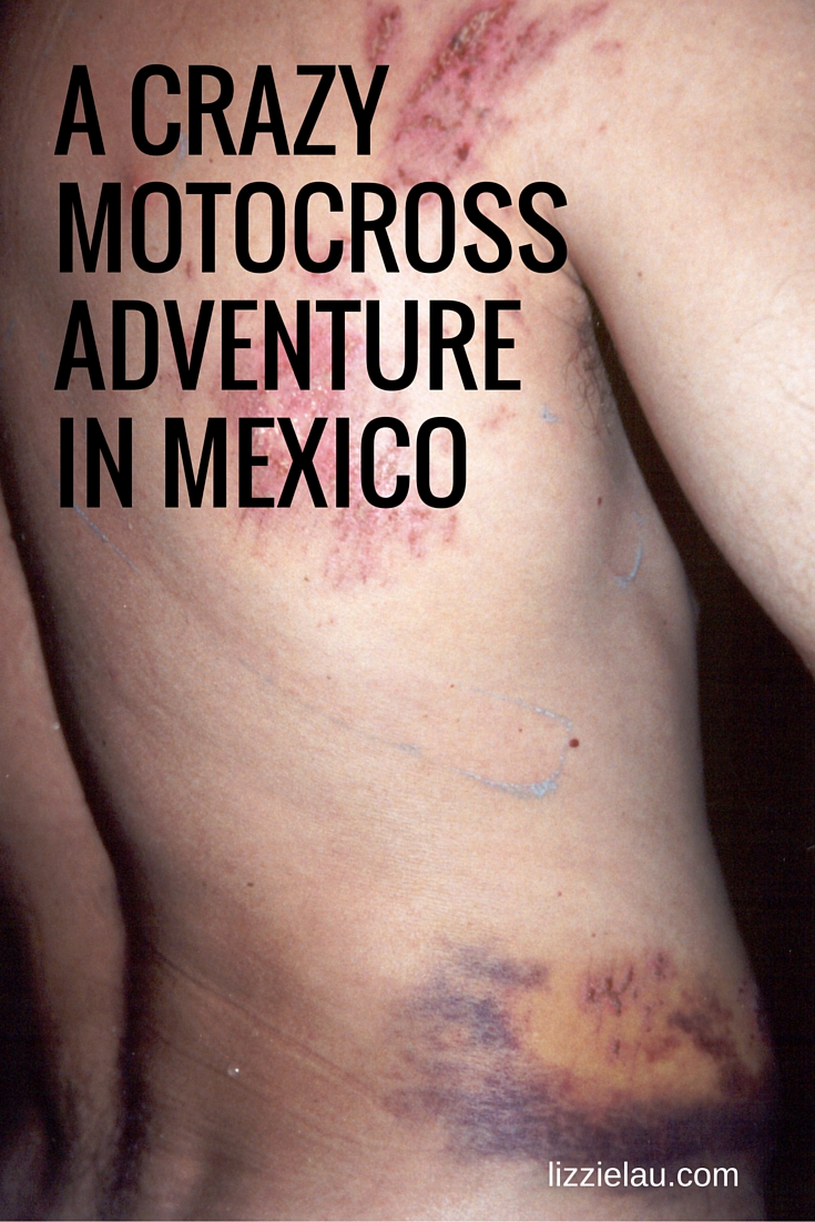 A Crazy Motocross Adventure In Mexico