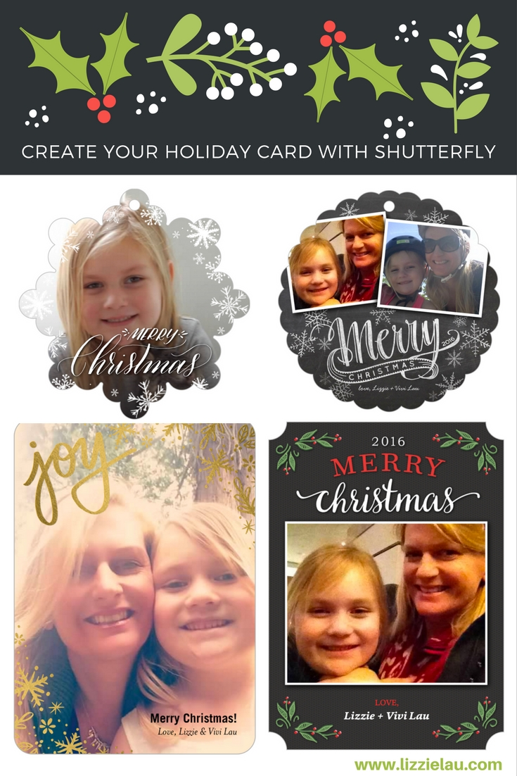 Create Your Holiday Card With Shutterfly - For #FREE