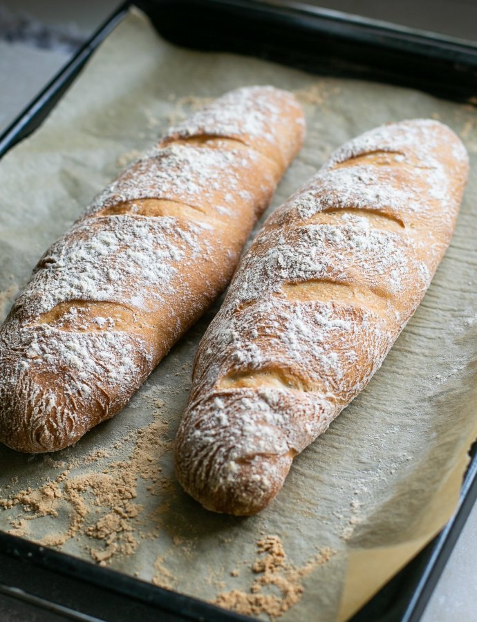 Paul Hollywood's Baguettes
