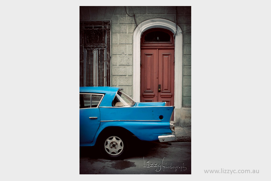 cuban car photograph