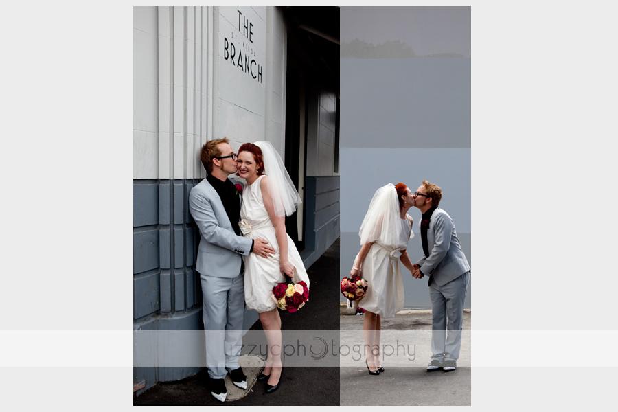 Wedding photography st kilda