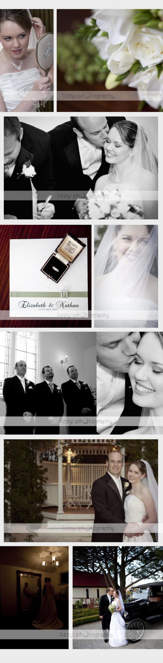 wedding photographer rosebank receptions
