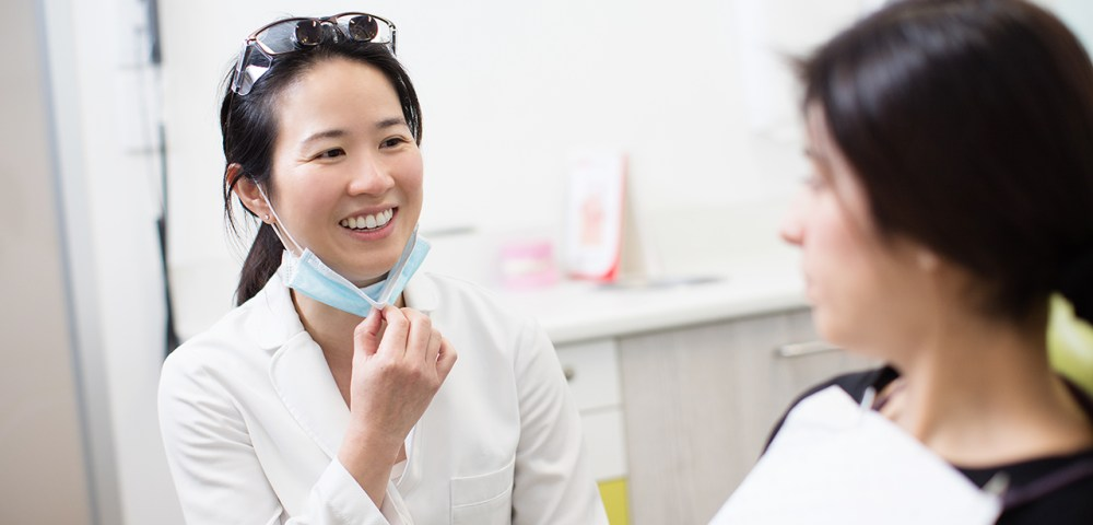 Dentists photographed by professional photographer in Melbourne