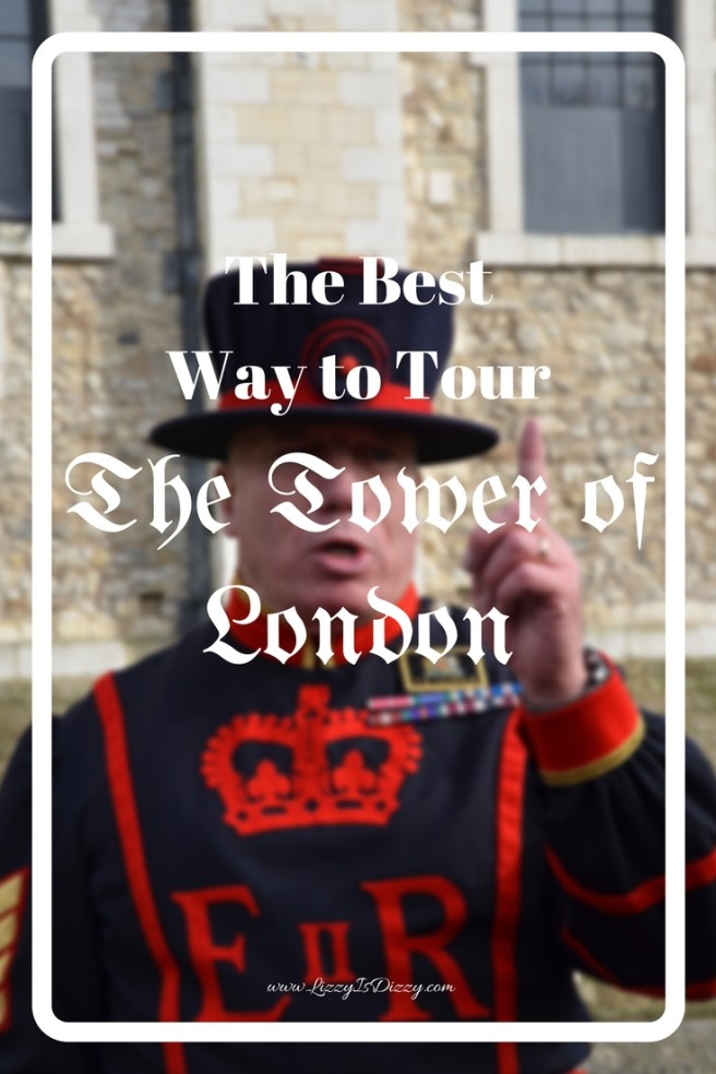 The Yeoman Warders Tower of London Tour is the best way to experience the Tower!