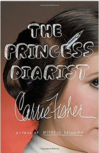The Princess Diarist - one of the 7 books I read in April!