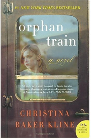 Orphan Train - one of the 7 books I read in April 2017