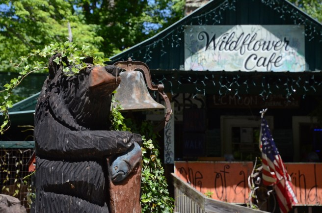 Wildflower Cafe in Mentone Alabama
