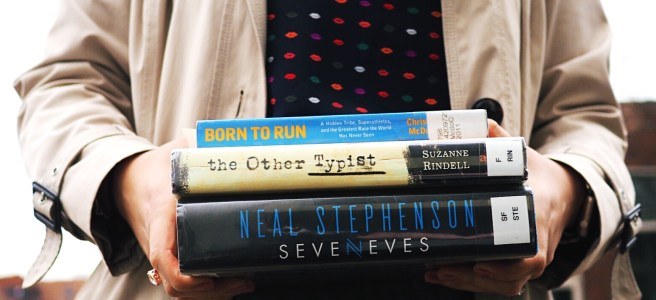 What I read in November and December