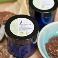 Sensitive organic moisturiser