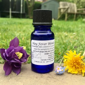 essential oil blend for hay fever