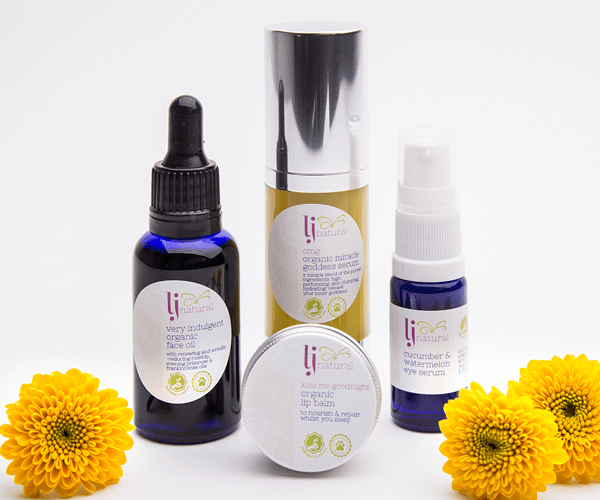 LJ Natural Organic Beauty Products UK