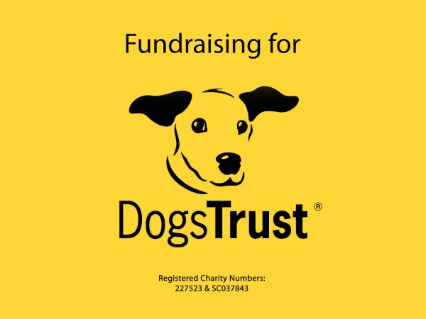 Fundraising for Dogs Trust