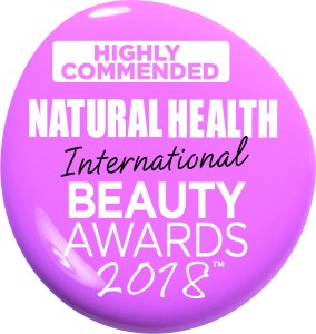 Natrual Health Beauty Awards 2018